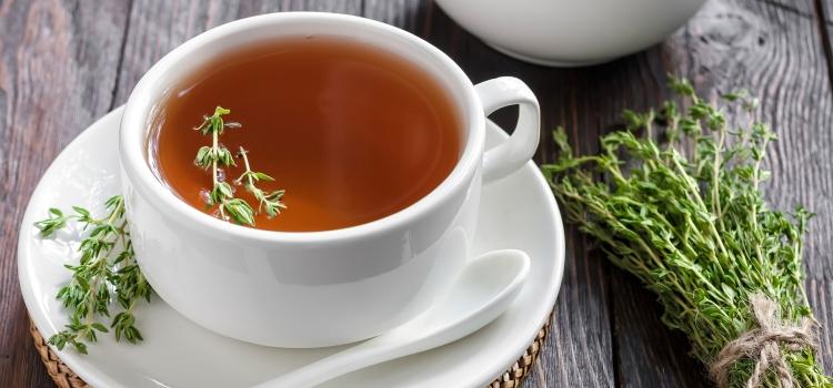 Чай с чабрецом — незаменимый напиток от 10 болезней!